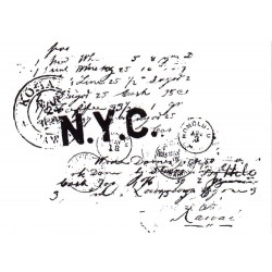 NYC Clear Stamps Joy! Crafts