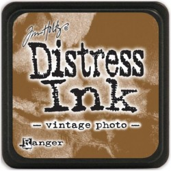 Vintage Photo Distress Mini Ink Pads Tim Holtz