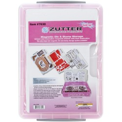 Magnetic Die & Stamp Storage Zutter