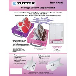 Storage System Display Stand Zutter