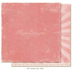 "Flirty 12""x12"" Summer Crush Maja Design"