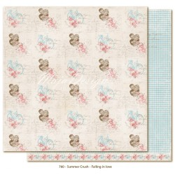 "Falling in Love 12""x12"" Summer Crush Maja Design"