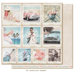 "Snapshots 12""x12"" Summer Crush Maja Design"