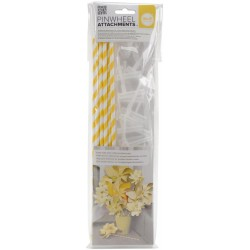 Lemon Pinwheel Attachments We'R Memory Keepers