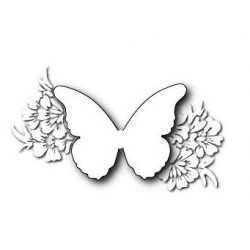 Angel Butterfly Wings Memory Box Die