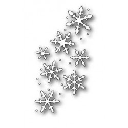 Snow Burst Memory Box Die