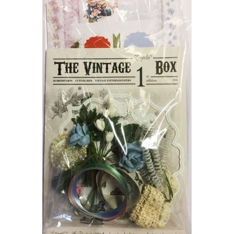 The Vintage Box 1 Edition 2015 Magnolia 2015