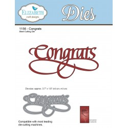 Congrats A Way With Words Dies Elizabeth Craft Designs