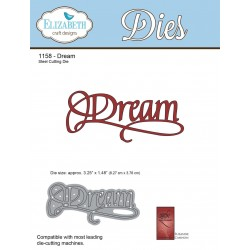 Dream A Way With Words Dies Elizabeth Craft Designs