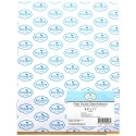 "8,5""x11"" Clear Double Sided Adhesive Sheet Elizabeth Craft Designs"
