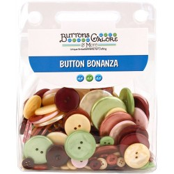 Vintage Bottoni Bonanza Buttons Galore & More