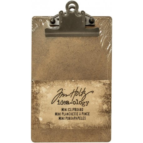 Mini Clipboard 1 Pkg Idea-Ology by Tim Holtz