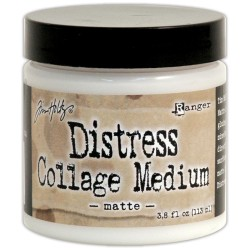 Distress Collage Medium Matte Tim Holtz