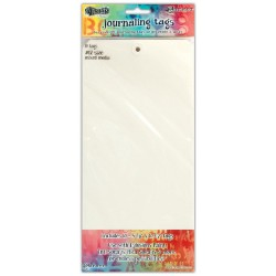 Media Paper size 12 Journaling Tags 10 Pkg Dyan Reaveley's Dylusions