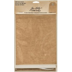"""Substrate Sheets 5,5""""x7"""" 9 Pkg Idea-Ology by Tim Holtz"""