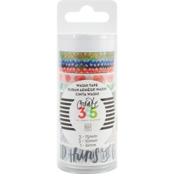 Good Things Washi Tape Create 365 The Happy Planner 7 Pkg Me & My Big Ideas