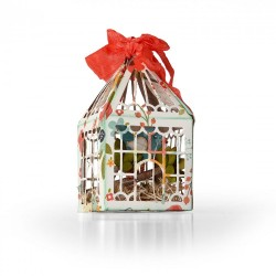 For the Birds Thinlits Dies Sizzix