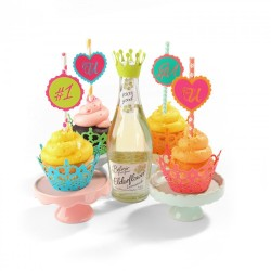 Cupcake Wrappers Thinlits Dies Sizzix
