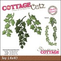"Ivy 4""x4"" Die CottageCutz"