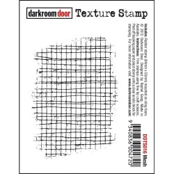 Timbro Mesh Cling Rubber Stamp Darkroom Door