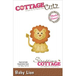 Baby Lion CottageCutz