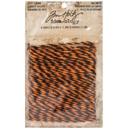 Halloween Jute Strim Idea-ology by Tim Holtz