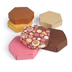 Hexagon Box Sizzix Bigz L Die By Where Women Cook