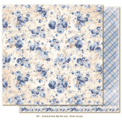 "Carta Gives me Joy 12""x12"" Summertime Collection Maja Design"
