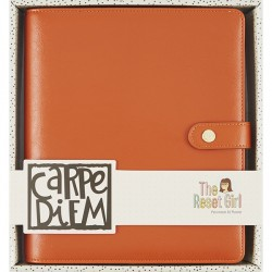 The Reset Girl Persimmon A5 Planner Carpe Diem Simple Stories