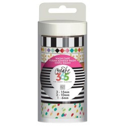 Bright Washi Tape Create 365 The Happy Planner 7 Pkg Me&My Big Ideas