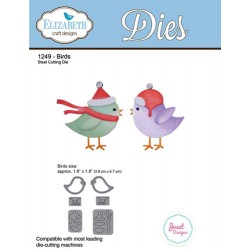 Birds Dies Elizabeth Craft Designs