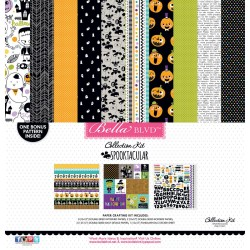 "Spooktacular Collection Kit 12""x12"" Bella BLVD"