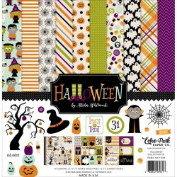 "Halloween Collection Kit 12""x12"" Echo Park"