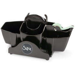 Black Tool Caddy Big Shot Sizzix