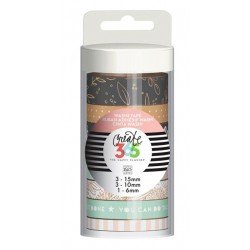 Rose Washi Tape Create 365 The Happy Planner 7 Pkg Me&My Big Ideas
