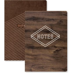 Notebook With Pockets Typecast We R Memory Keepers
