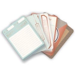 Typecast Cards Basic Copper Foil We R Memory Keepers