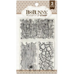 Rough It Up Clear Stamps Bo Bunny