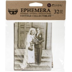 Ephemera Vintage Collectibles by Finnabair Prima Marketing