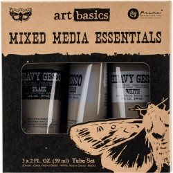 Mixed Media Essentials Art Basics by Finnabair Prima Marketing