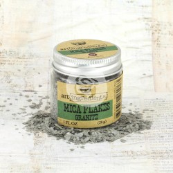 Granite Mica Flakes Art Ingredients by Finnabair Prima Marketing
