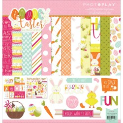 """Hoopy Taster 12""""x12"""" Collection Pack Photo Play"""