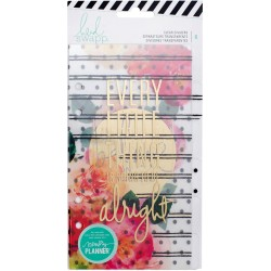 Memory Planners Dividers Small Heidi Swapp