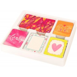 Bloom Edition Project Life Core Kit American Crafts
