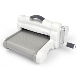 White & Gray Big Shot Plus Machine Only Sizzix