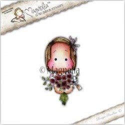Timbro Have a Dinner wit Me Tilda Magnolia Rubber Stamp - RC17