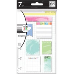 Mini Planner Sticky Notes Me & My Big Ideas