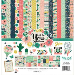 "Just Be You Collection Kit 12""x12"" Echo Park"