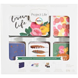 Modern Edition Project Life Core Kit American Crafts