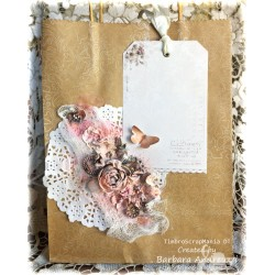 Busta di carta Kraft by BA Flower Bouquet